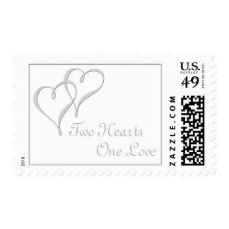 Dos sellos del amor de los corazones uno
