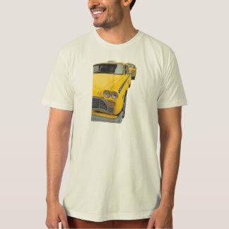 Dos taxis encienden la camiseta