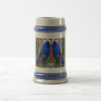 Dos taza de Stein de los pájaros 2