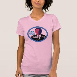 Dos términos para Barack Obama Camiseta