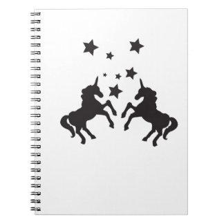 Dos unicornios notebook