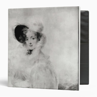 "d'Osmond de Charlotte Louise Eleonore Adelaide Carpeta 1 1/2"""