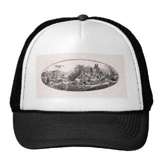 Dossier de Canape Mesh Hat