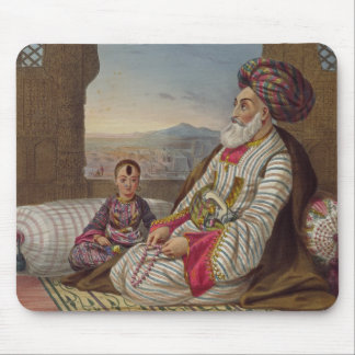 Dost Mahommed (1793-1863) King of Caubul and his Y Mousepad