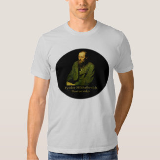 Dostoesvsky Tee Shirt