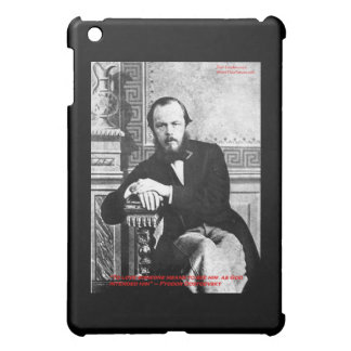 "Dostoevsky ""God Intended"" Love Quote Gifts & Cards iPad Mini Cover"