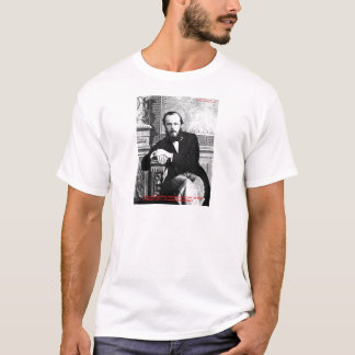"""Dostoevsky """"God Intended"""" Love Quote Gifts & Cards T-Shirt"""