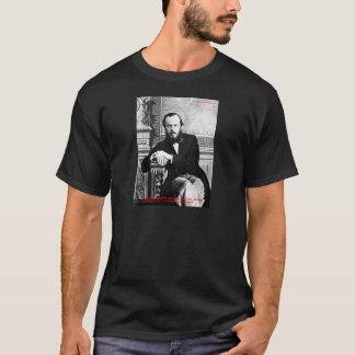 "Dostoevsky ""God Intended"" Love Quote Gifts & Cards T-Shirt"