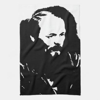 Dostoevsky Hand Towel