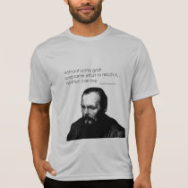 Dostoyevsky workout shirt