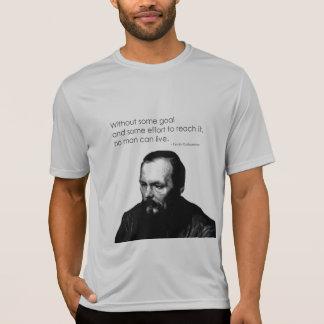 Dostoyevsky workout shirt