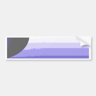 dot bumper sticker