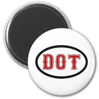 DOT City Magnet