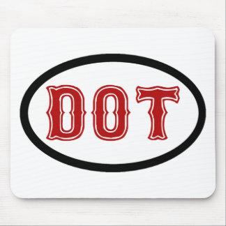 DOT City Mouse Pad