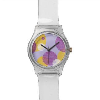Dot Clock Wristwatch