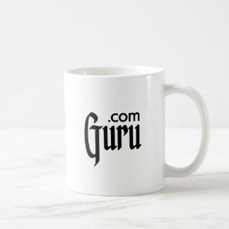 Dot Com Guru Coffee Mug