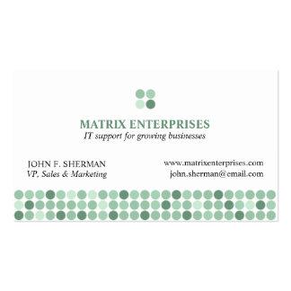 Dot Dot Dot Business Cards