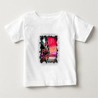Dot Fade frame template Infant T-shirt