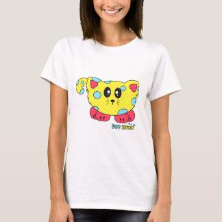 Dot Kitty Pudgie Pet T-Shirt