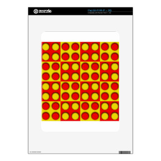dot pattern #2 skins for the iPad