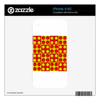 dot pattern #2 skins for the iPhone 4