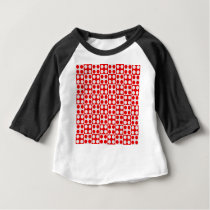 dot pattern #3 baby T-Shirt