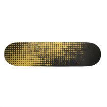 dot pattern skateboard