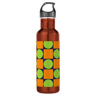 Dot square bottle