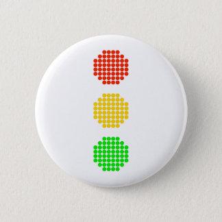 Dot Stoplight Colors Button