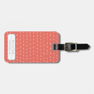 Dot the Line Tag For Luggage
