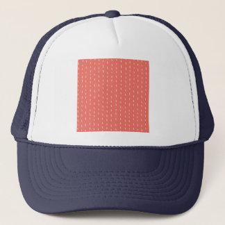 Dot the Line Trucker Hat
