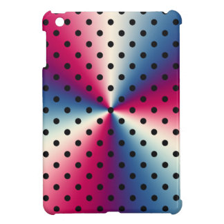 doted illusion cases for mobile phones iPad mini cases