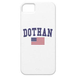 Dothan US Flag iPhone SE/5/5s Case