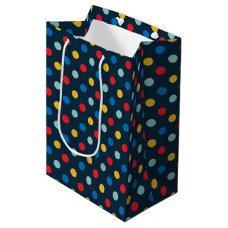 Dots and Colors Medium Gift Bag