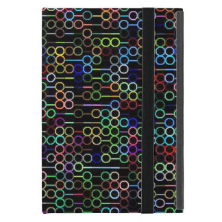 Dots and Dashes iPad Mini Cover