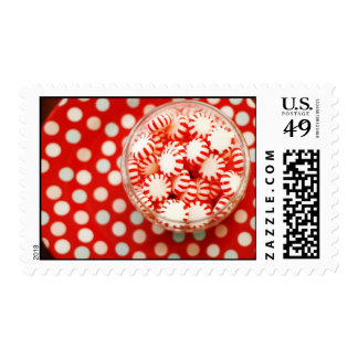 Dots and Mints Postage Stamp