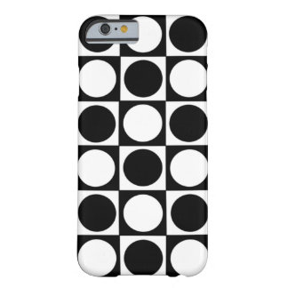 """Dots and Squares (""""ID,"""" iPhone 6 case)"""