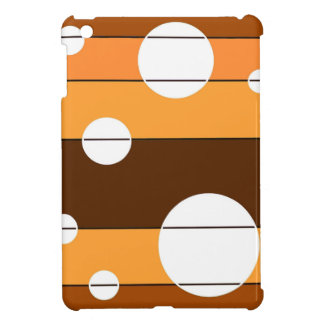 Dots and Stripes in WinterGreen iPad Mini Covers