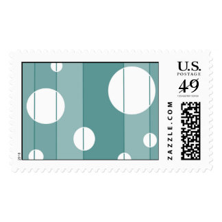 Dots and Stripes in WinterGreen Stamps