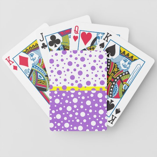 dots bicycle playing cards