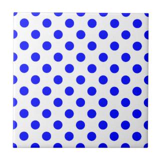 DOTS - BLUE BLUE ~ TILE