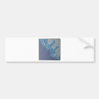 Dots Bumper Sticker