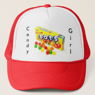 dots_candy, Candy, Girl Trucker Hat