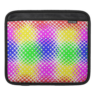 Dots Colorful Sleeves For iPads