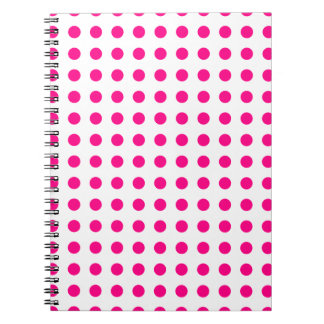 DOTS - COTTON CANDY ~ NOTEBOOKS