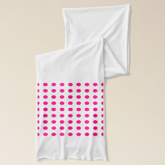 DOTS - COTTON CANDY ~ SCARF