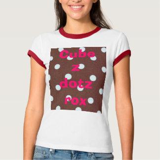 dots, Cubez dotz rox Tee Shirt