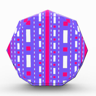 Dots Dash in Magenta Lilac White Award