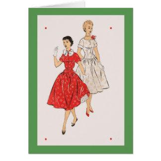 Dots & dresses! cards