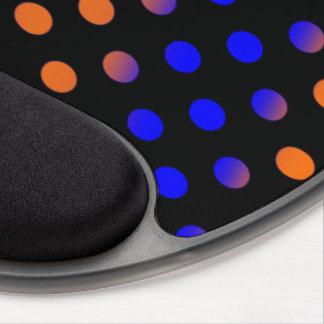 Dots gel mouse pad